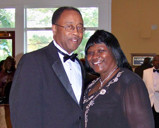 Pastor and First Lady McCloud